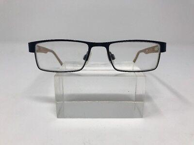 Spy Buster Eyeglasses J11 47-16-135 Blue Yellow I236