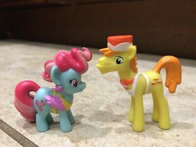 **My Little Pony**Blind Bag Mini**Mr. Carrot Cake**Mrs. Cup Cake** - My Little Pony Cup
