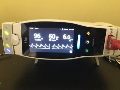 Masimo Radical 7 Rainbow Touchscreen Spo2 Pi Pr Oximeter With Wi-fi Bluetooth