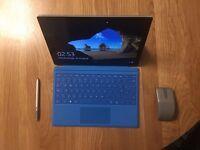 Microsoft Surface Pro 4 w/ Typecover (128GB, i5 6300U, 4GB RAM, Windows 10 Pro)