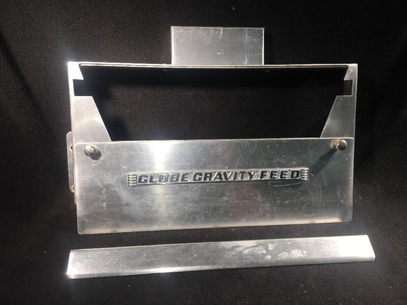 Globe Stainless Steel Cover for Globe 760 automatic Slicer