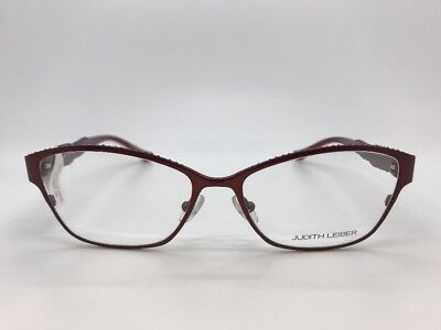 JUDITH LEIBER JL1680 06 FRAMES EYE GLASSES 55-16-140 NEW W. CASE!!!