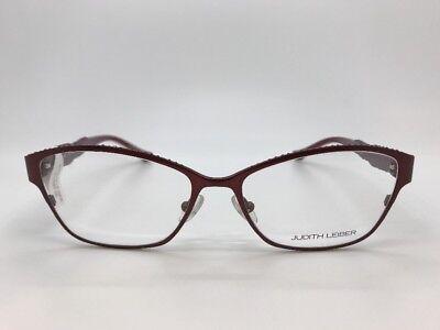 JUDITH LEIBER JL1680 06 FRAMES EYE GLASSES 55-16-140 NEW W. CASE!!!