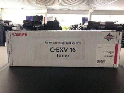 Canon C-EXV 16 M - 1067B002 - Toner Magenta - CLC4040/5151 gebraucht kaufen  Sinzig