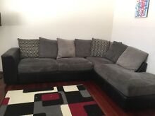 FREE DELIVERY - 6 Seater YORK Chaise Lounge from HARVEY NORMAN North Sydney North Sydney Area Preview