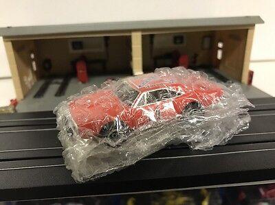 AUTO WORLD DUKES OF HAZZARD GENERAL LEE  (NEW FROM RACE SET)  SLOT CAR