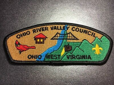Boy Scouts of America BSA Ohio River Valley Council West Virginia Patch