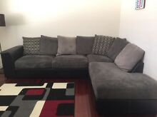 FREE DELIVERY - 6 Seater HARVEY NORMAN 'YORK' Chaise Lounge Kensington Eastern Suburbs Preview