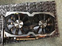 Nvidia GTX 1070 8GB Gaming Graphics Card