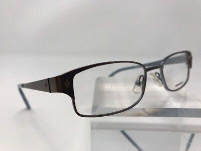 Marcho NYC Demolens Serna Eyeglasses 210 Skyblue New 49-17-135 6703