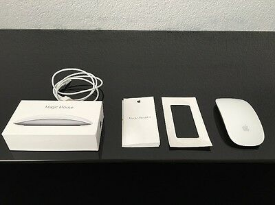 Apple Wireless Magic Mouse 2 Bluetooth Rechargeable MLA02LL/A