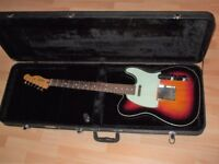 Classic Vibe Telecaster and Hard Case