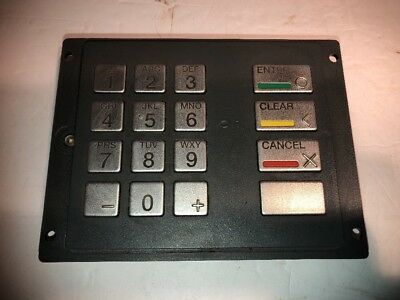 Gilbarco Cryptera Int 1218-4000-18 R1a Key Pad Gas Pump Part Atm