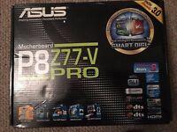 ASUS P8Z77-V PRO, LGA 1155/Socket H2, Intel (90-MIBHS0-G0EAY0DZ) Motherboard