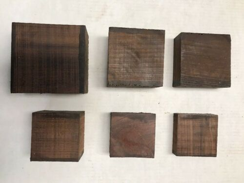 Beautiful Rosewood Bowl Blanks  6 Different Sizes  - FREE EXPEDITED SHIPPING!!!