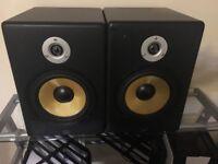 Citronic ST8 DJ Studio Monitors Pair