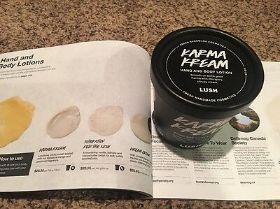 Lush Karma Kream Hand And Body Lotion