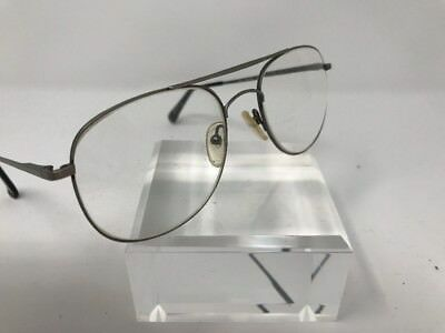 Lawrence Eyewear Eyeglasses Italia Mia IM23 Pewter Flex Hinge 56-19-135 5282