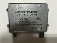 2004 MERCEDES E320 CDI W211 SALOON BLUETOOTH CONTROL UNIT ECU 2118200885