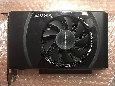 EVGA NVIDIA GeForce GT 640 02G-P4-2643-KR 2GB DDR3 PCI-E Video Card - GPU2402
