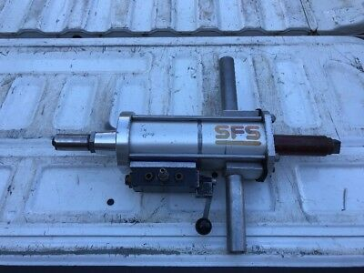 Pneumatic Hydraulic Power Riveter Rivet Gun Aircraft Industrial Sfs
