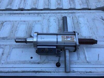 Pneumatic Hydraulic Power Riveter Rivet Gun Aircraft Industrial Sfs