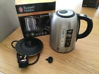 Russell Hobbs Kettle + Toaster + Griller + Smoothie Maker/Blender + Dinner Set + Water Filter (£50)