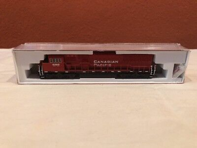 N SCALE ATLAS LOCO #40002045 SD-60M CANADIAN PACIFIC RD#6260 DCC READY NEW for sale  Brandon