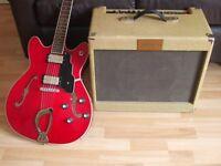 Tweed 50 Guitar Combo