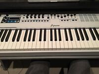 Arturia Keylab 88 in mint condition used for just a few months at home