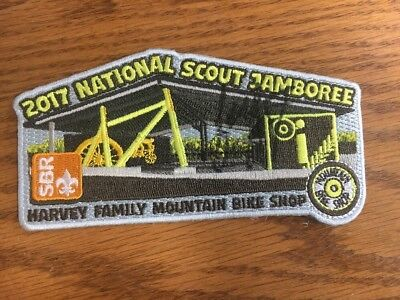 MINT 2017 JSP Harvey Mountain Bike Shop - Signed