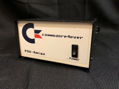 COMMODORE Amiga 500, 600, 1200 Power Supply BRAND NEW