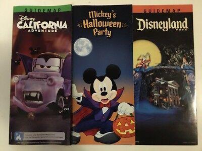 Disneyland Mickeys HALLOWEEN Party 2017 w/ Vampire Mater & Nightmare Mansion.