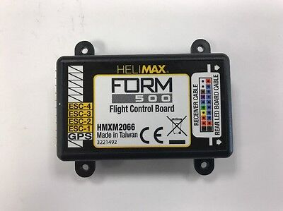 Helimax Form 500 RC Drone Flight Control Board System