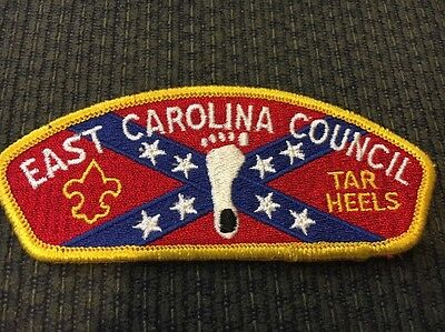 Mint CSP East Carolina Council S-5