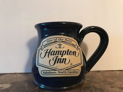 The Hampton Inn Asheboro Nc Deneen Pottery Mug