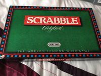 Vintage 1988 Scrabble Original