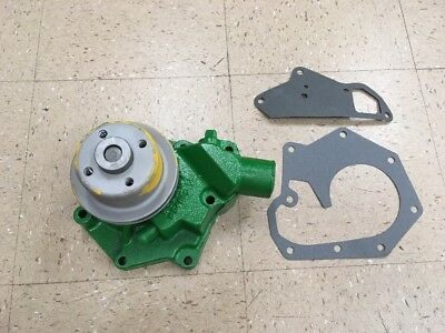 John Deere 450e 455e Loader Dozer Water Pump Re21177 Includes Pulley Exchange