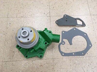 John Deere 450e 455e Loader Dozer Water Pump Re21177 Includes Pulley Exchange