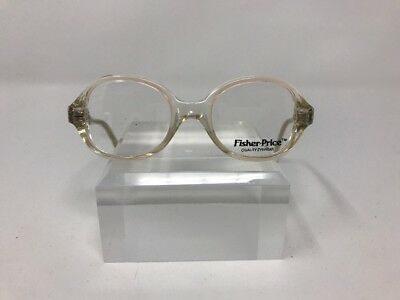 Fisher Price Kids Eyeglasses 39-15-105 Crystal 449