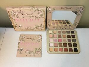 Too Faced Natural Love Eye Shadow Palette - 30 Shades - NEW AUTHENTIC