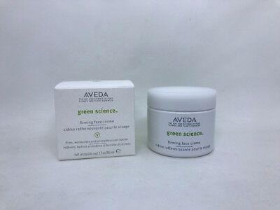 Aveda Green Science Firming Face Creme 1.7 OZ for sale  Shipping to India