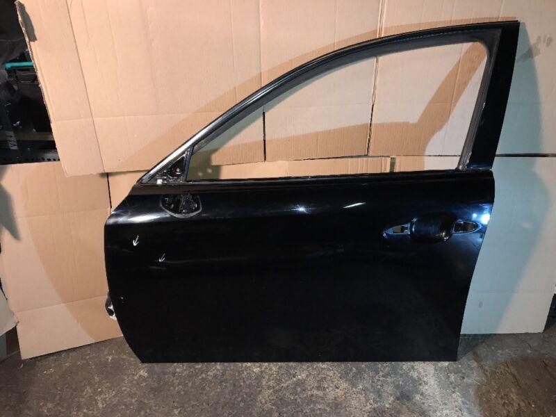 2005 - 2013 LEXUS IS220 IS250 FRONT LEFT DOOR BARE BLACK NSF POSSIBLE DELIVERY