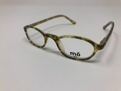 mo Eyewear Eyeglasses MUN Tortoise Gree 06A A 45/20 140 Flex Hinge CA03