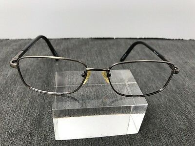 Micheal Ryen By Europe International 52/17 140 Black Flex Hinge Eyeglasses P70 (Eyeglasses Europe)