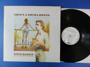 STEVE-HARLEY-COCKNEY-REBEL-LOVES-A-PRIMA-DONNA-emi-4U-Lp-vg