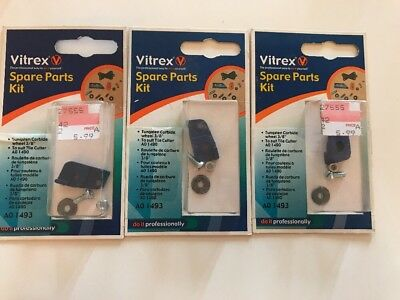 3 Packs Of vitrex spare parts kit A01493