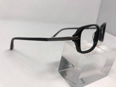 Jones New York Eyeglasses J210 Black Plastic Frame 49-15-135 Full Rim K965