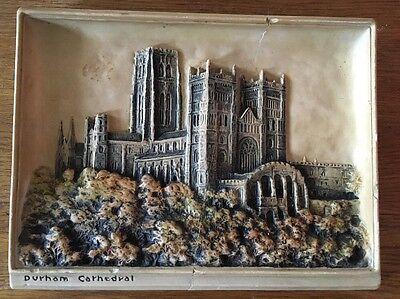 Durham Cathedral Ivorex Osbourne Antique Rare