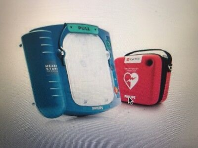Philips Heartstart Home Defibrillator Aed Brand New